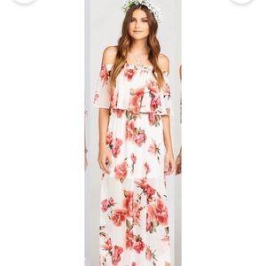Show Me Your MuMu Hacienda Maxi Dress
